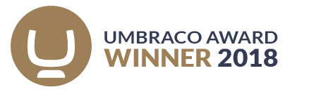 Umbraco Award Winner